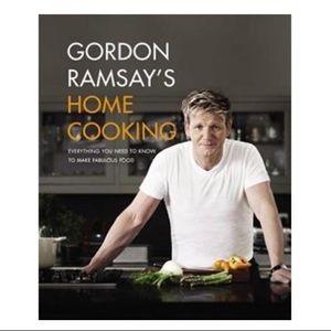 Other - Gordon Ramsay's cookbook